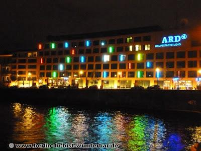 fetival of lights, berlin, illumination, 2012, ard
