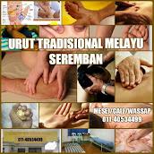 URUT TRADISIONAL MELAYU SEREMBAN