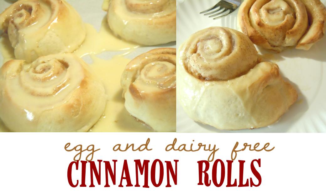 Naturally Creative Mama Egg Free And Dairy Free Cinnamon