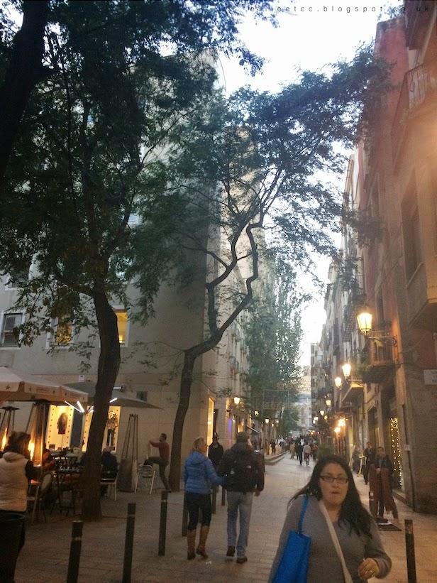 Barcelona, mojito, palm tree, Spain, travel, trip, uni, lifestyle, Catalan, Spanish, holiday, Gaudi, Sagrada Familia