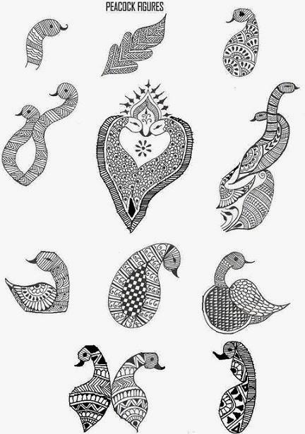 Learn Mehndi Patterns : Mehandi art image s video