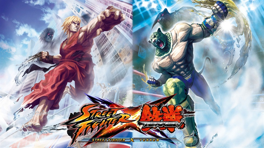 Street Fighter X Tekken PC Download Poster