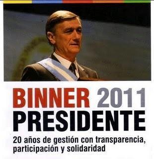BINNER 2011