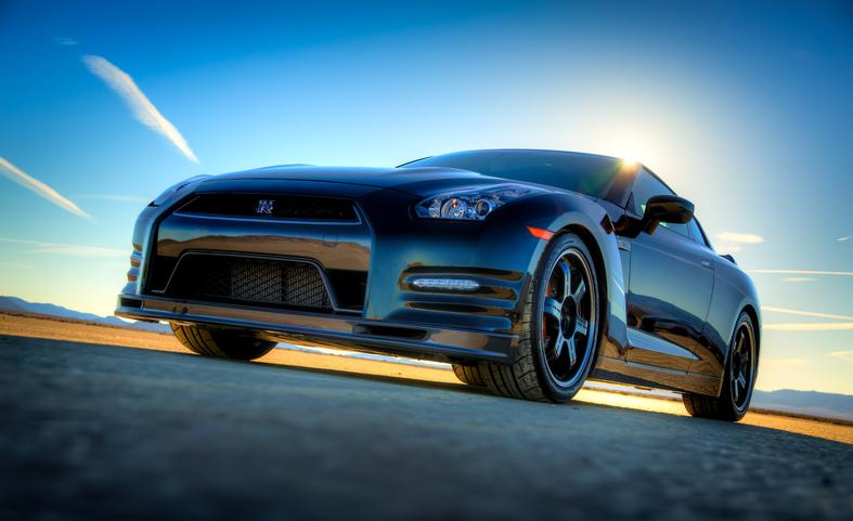 2022 Nissan GT-R Track Edition