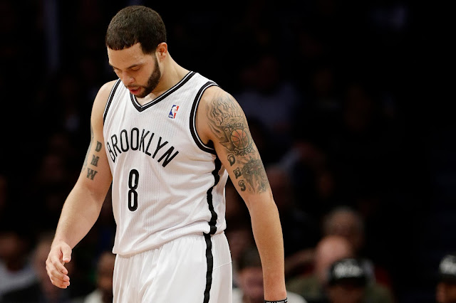 Brooklyn Nets' Deron Williams is disappointed with the season