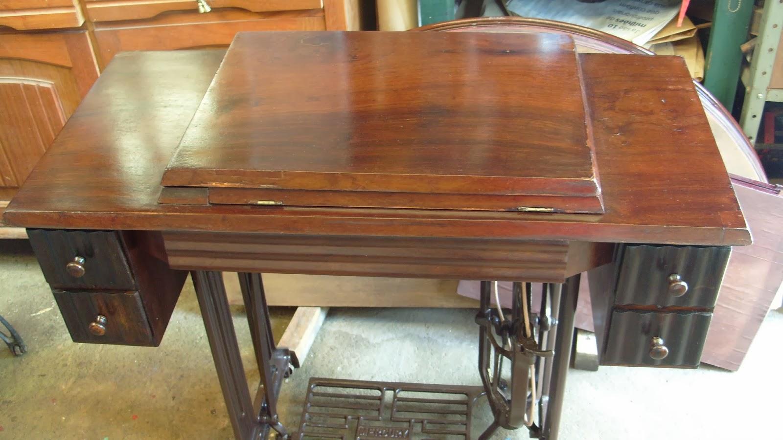 Restaurações Dom Moleiro: Mercury máquina de costura rara. #996032 1600x900