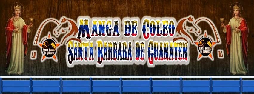 Manga Santa Bárbara De Guanayen