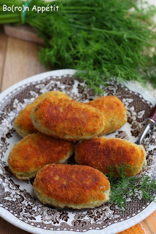 Przepis na krokiety z ziemniaków