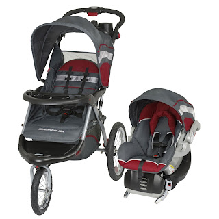 Baby Trend Expedition ELX Jogger Travel System Images