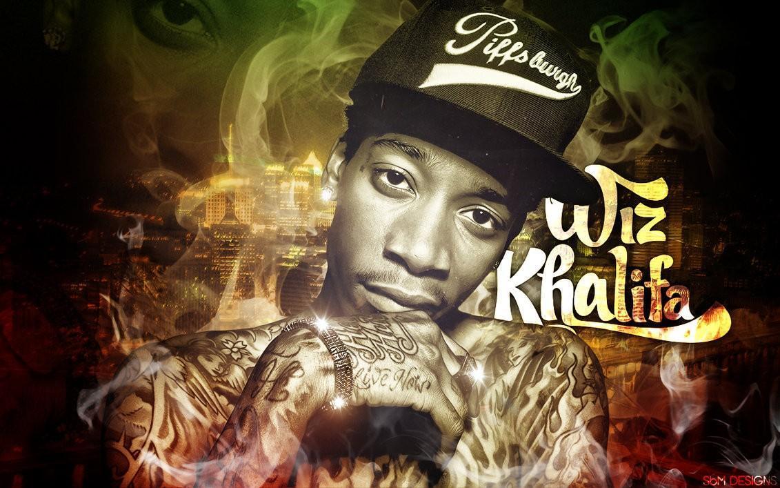 Wiz Khalifa Wallpaper Hd