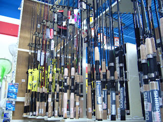 Lets go fishing frugal florida fun for Expensive fishing poles