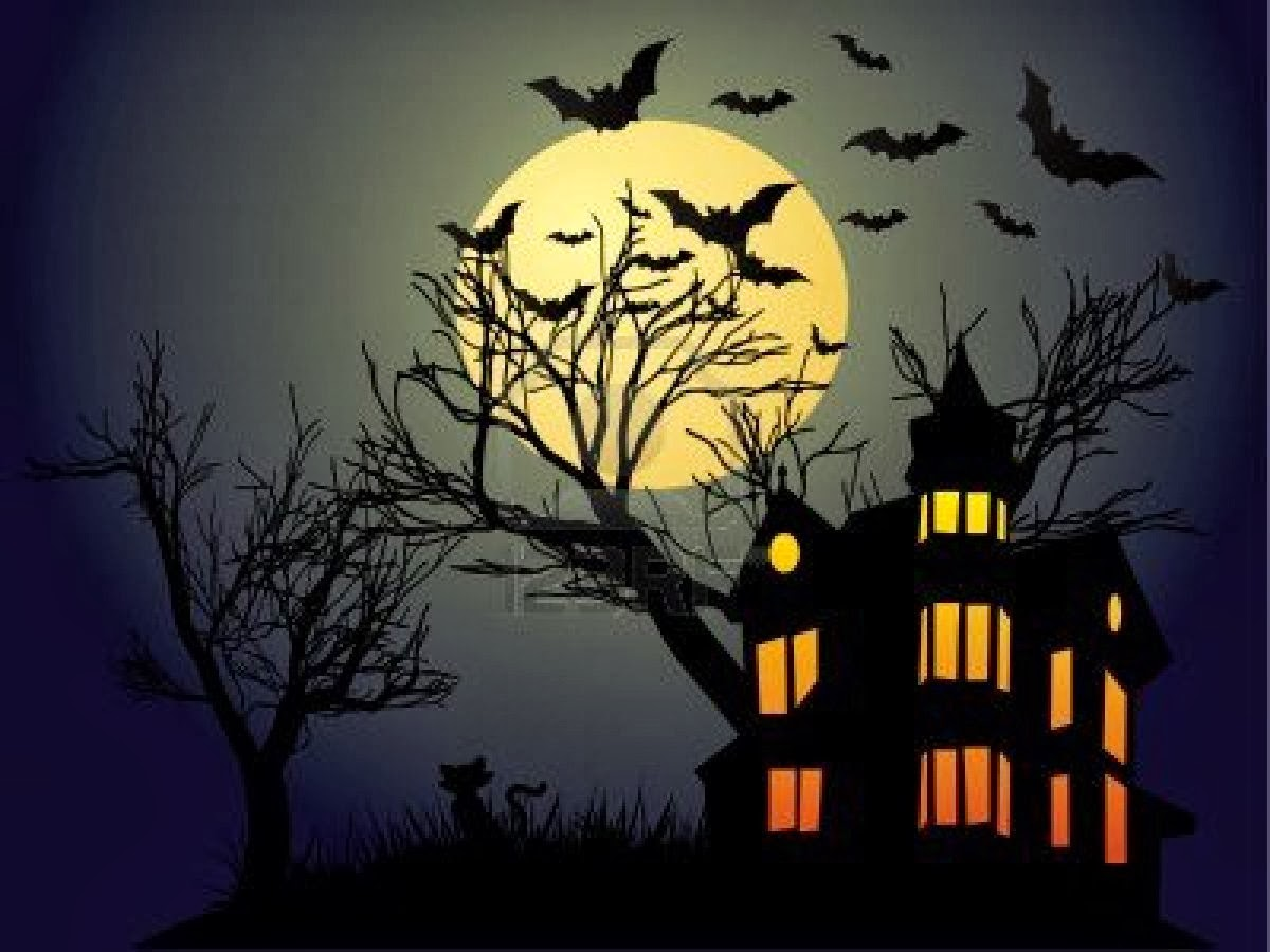 halloween pumpkin house by - photo #45