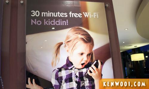 free wifi premier inn