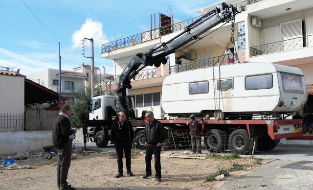 Συνεχίζει τον πόλεμο κατά της αυθαίρετης δόμησης ο Δήμος Φυλής