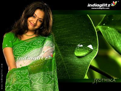 Jyothika wallpeper