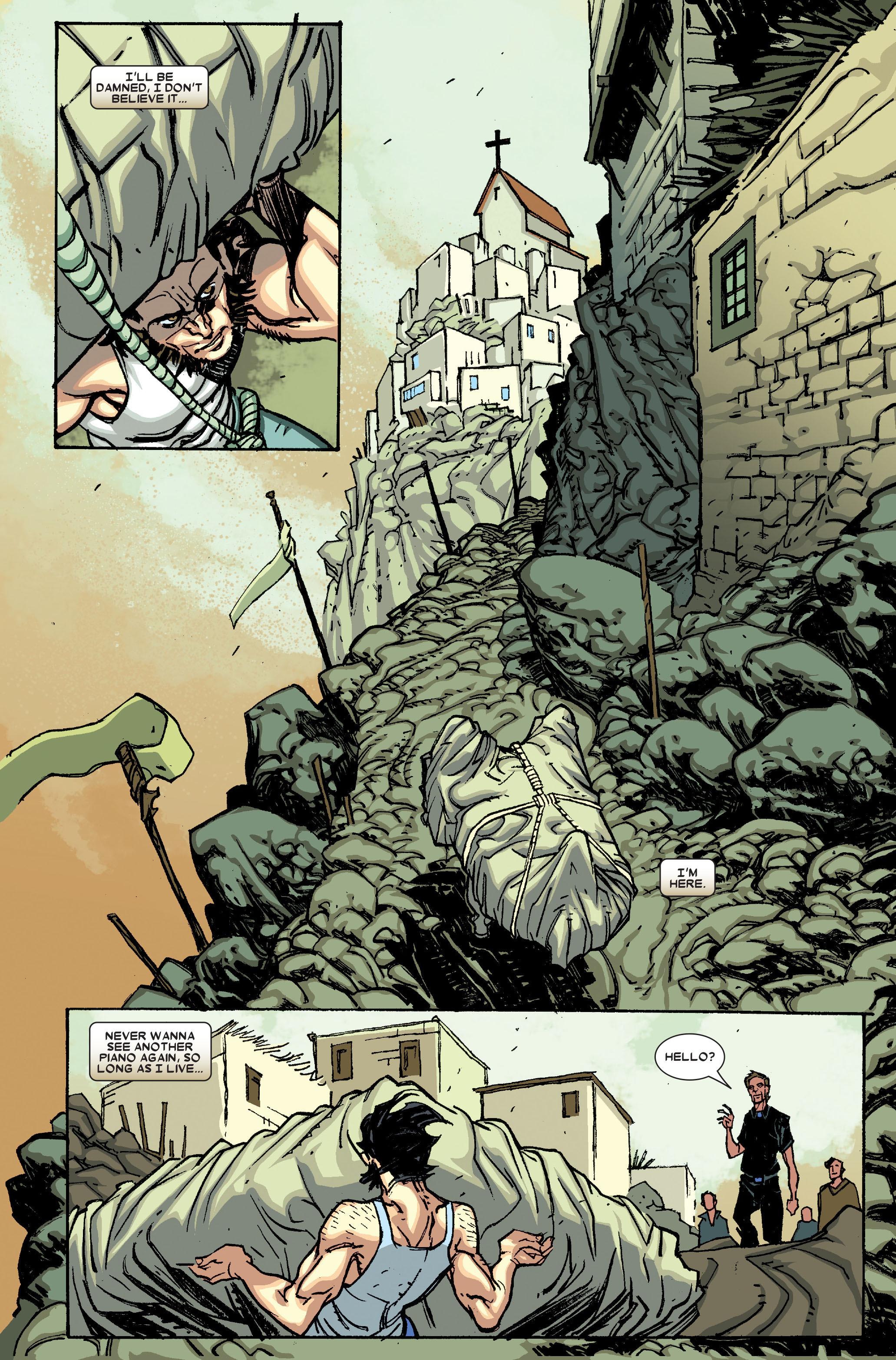 Wolverine: Weapon X #16 #16 - English 18