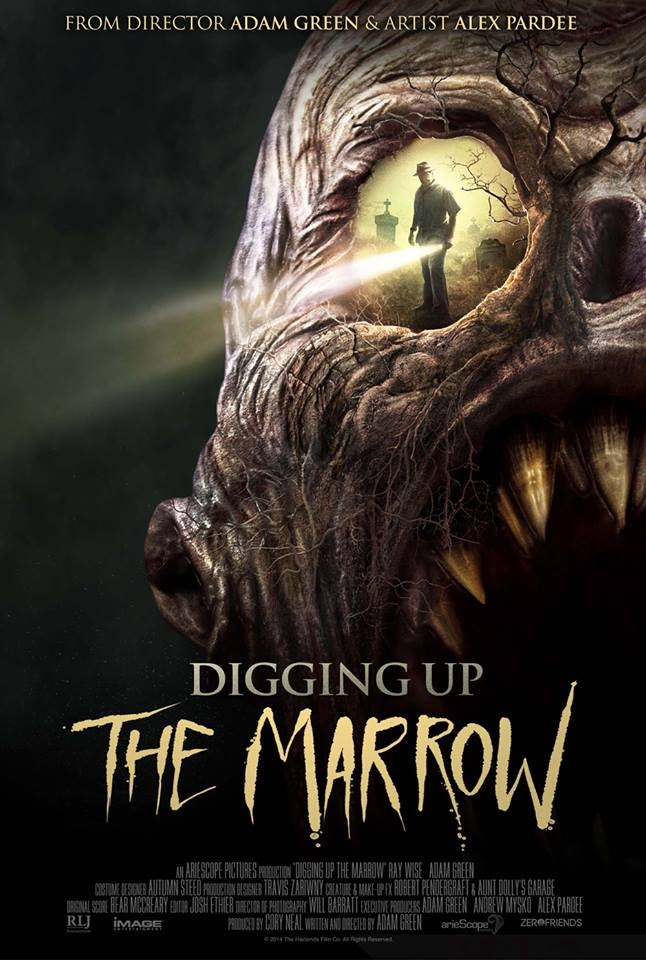 poster digging up the marrow