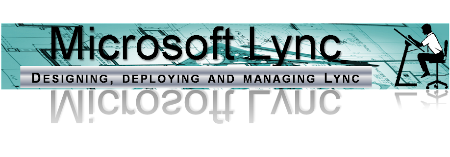 Mike's Microsoft Lync Blog