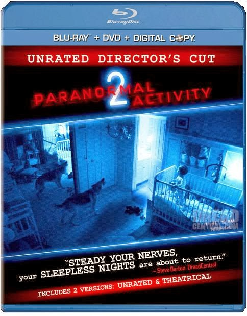 Paranormal Activity 2 2010 Hindi Dubbed Dual BRRip 720p