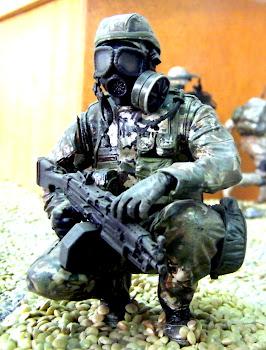 Comando en miniatura