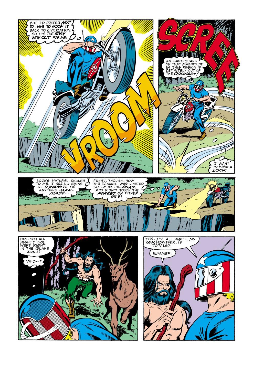 Captain America (1968) Issue #336 #265 - English 13
