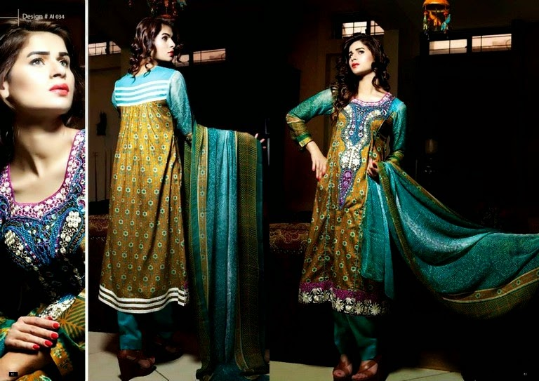 Amna Ismail Vol-2 Summer Dresses