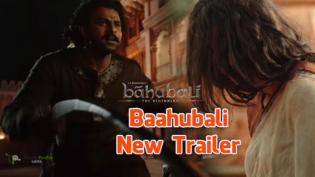 Baahubali New Dialogue Trailer | Rajamouli | Prabhas | Anushka | Rana Daggubati