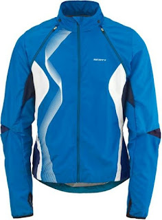 Jacket Windbreaker Scott Performance