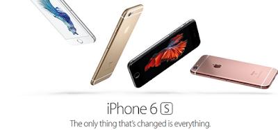 Comienzan las entregas de los nuevos i Phone 6s y 6s Plus