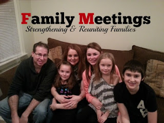 family meetings, blended families, step family, step families, stepmom, step mom