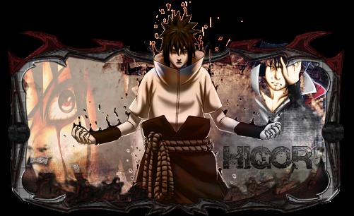 ●• ๋ჯ Galeria Ero Higor ૪   - Página 6 Sasuke-Modelada