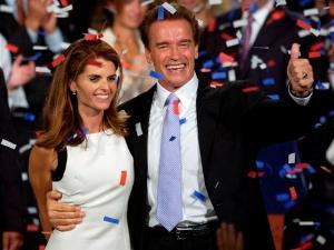 Arnold Schwarzenegger-Maria Shriver Divorced