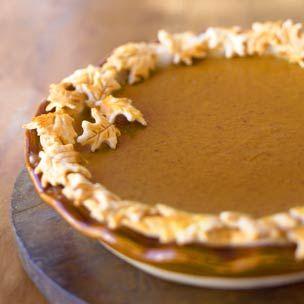 Celestial's Creations: Pumpkin Pie Garland Tutorial