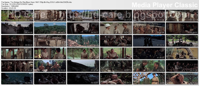 The Bridge On The River Kwai 1957 video thumbnails