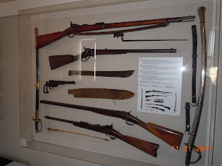 sharps rifle cabinet