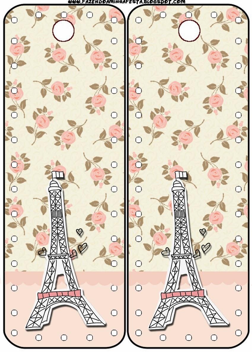 París con Rosas: Tarjetería para Imprimir Gratis. | Ideas y ...