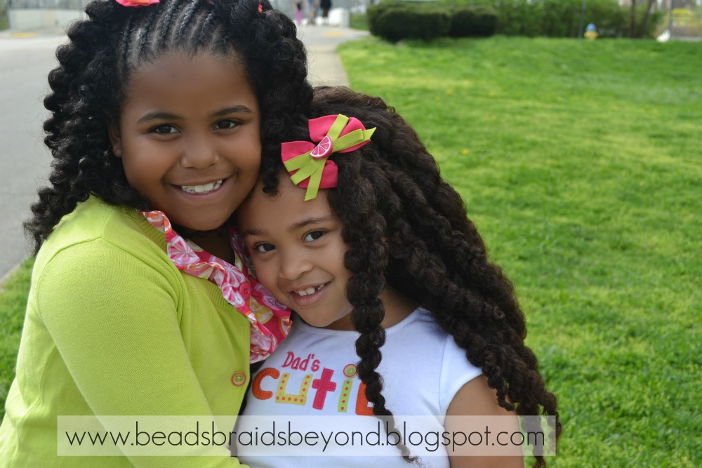 Hairstyle And Care Tips Natural Hair Styles For Little Girls
