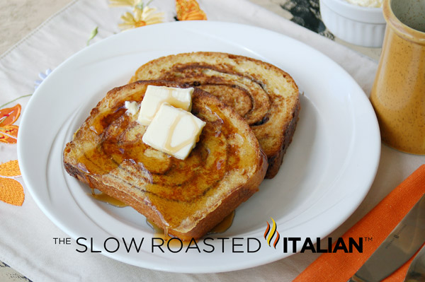 also be serving this sinfully delicious Cinnamon Swirl French Toast ...