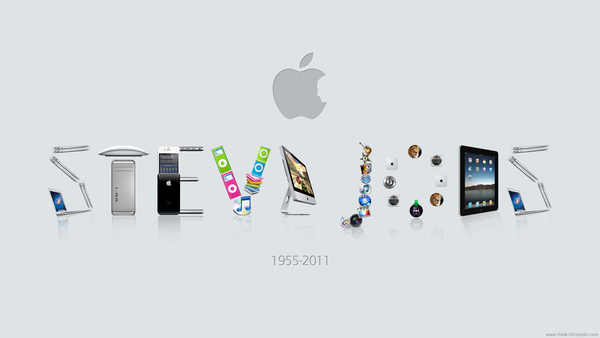 singh 20 Awesome Graphical Tributes to Steve Jobs