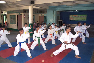 6 Karate 10 of the Worlds Well Known Martial Arts