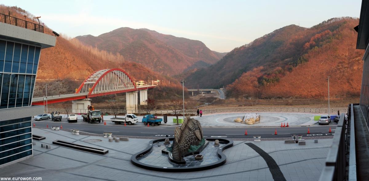 Centro de Danyang en Corea del Sur