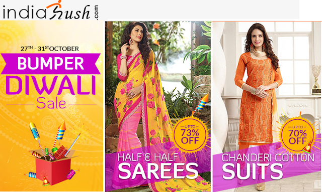 Diwali sale on indiarush