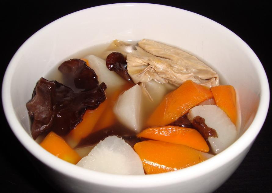 Resep Sup Jamur