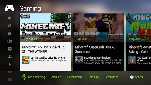 Enjoy Full HD videos on Large Screen: YouTube app for Xbox One