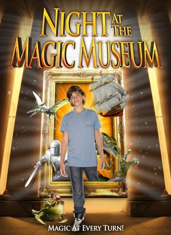 Night At The Magic Museum 2012 DVDRip