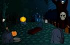 Halloween Bat House Escape