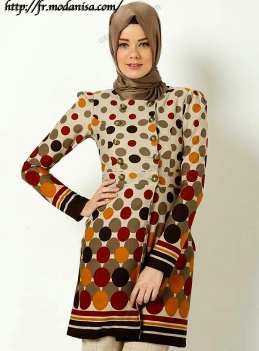 Mode hijab turque 2015