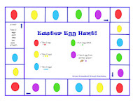 FREE Easter Egg Hunt Game