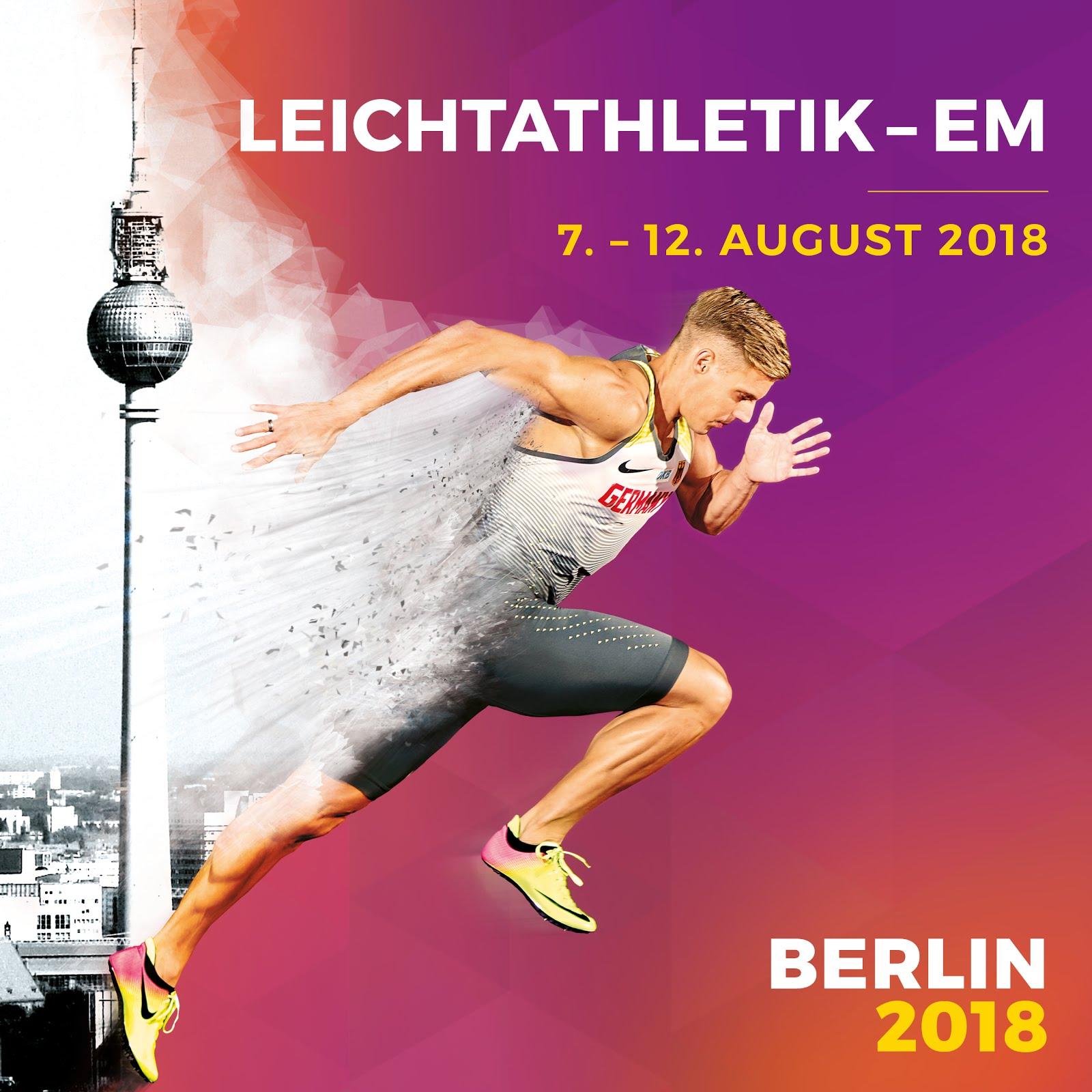 CAMPEONATO DE EUROPA DE ATLETISMO BERLIN 2018
