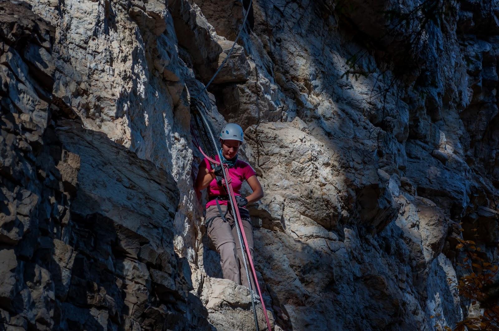 Klettersteig Postalm : Postalm klettersteig wolfs berge